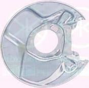 MERCEDES (W123) 200-300 76-85........... SPLASH PANE  BRAKE DISC, REAR AXLE RIGHT, DIAMET